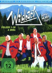 Wildbach - Folgen 01-16 [4 DVDs]