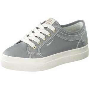 Gant Aurora Plateau Sneaker Damen grau