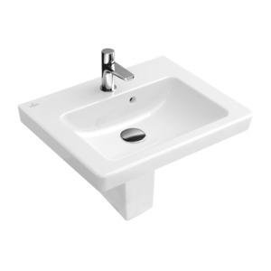VilleroyBoch -              Villeroy & Boch Handwaschbecken Subway 2.0 45 cm, weiß