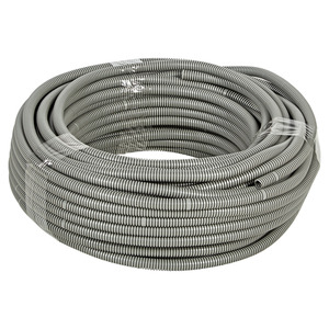 Kopp -              Kopp Isolierrohr flexibel PVC grau 50 x 0,025 m M25