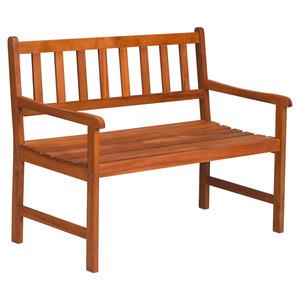 "Gartenbank ""Lea"" 2-Sitzer 120 x 90 x 59 cm"