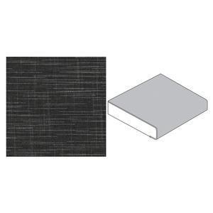 GetaElements -              GetaElements Küchenarbeitsplatte 4100 x 600 x 39 mm Brown Line grau-weiß