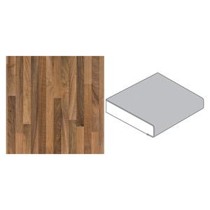 GetaElements -              GetaElements Küchenarbeitsplatte 2960 x 600 x 39 mm Nussbaum Butcherblock braun