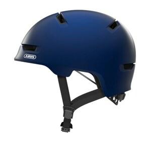 ABUS - Fahrradhelm Scraper Gr. M, Ultra Blue