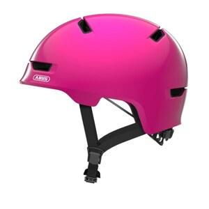 ABUS - Fahrradhelm Scraper Gr. S, Shiny Pink