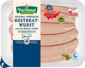 K-PURLAND  Original Thüringer Rostbratwurst