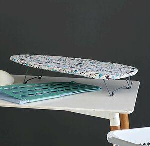 Tisch-Bügelbrett zum Klappen, ca. 73x31cm