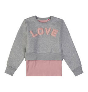 GEORGE GINA & LUCY girls             Sweatshirt &Top, Set, für Mädchen
