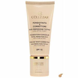 Collistar Face Foundation + Concealer Duo, LSF 15
