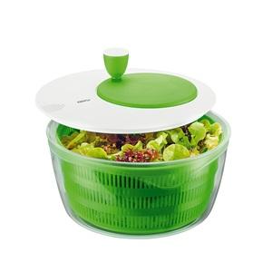 GEFU Salatschleuder ROTARE 3000 ml Kunststoff grün/weiß
