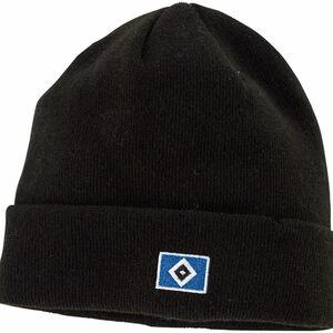 HSV Mütze mit HSV-Flagge
