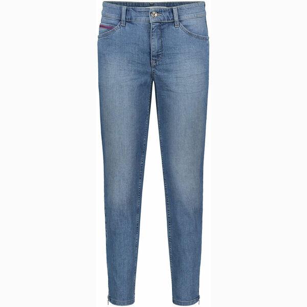 Mac Damen Jeans, Feminine Fit, verkürzte Form