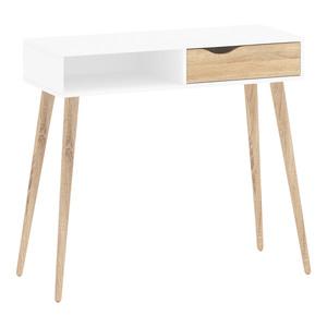 Schreibtisch Oslo (43,5x103, Two-tone)