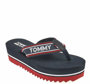 Tommy Jeans Plateau Zehentrenner