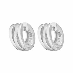 CHRIST Silver Diamonds Creole 86616327