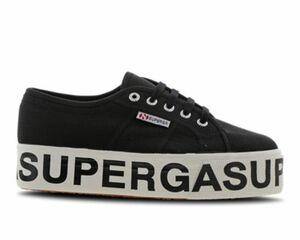 Superga Overbranded Platform - Damen Schuhe