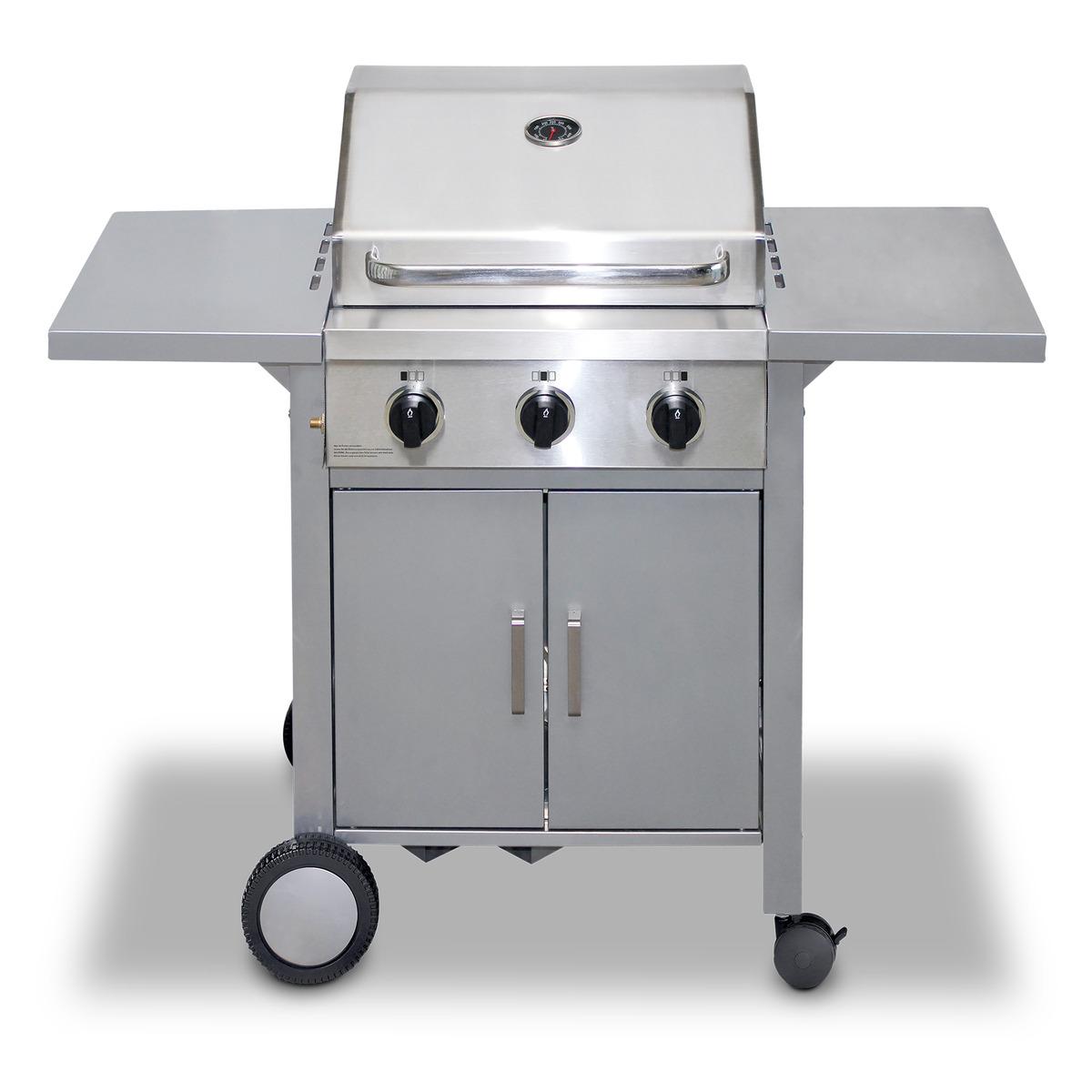 Bild 1 von Gasgrillküche