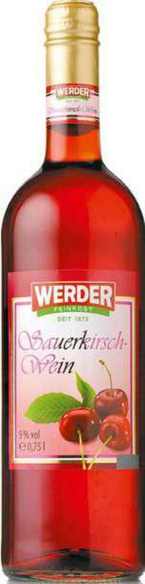 Bild 1 von Werder Fruchtweine