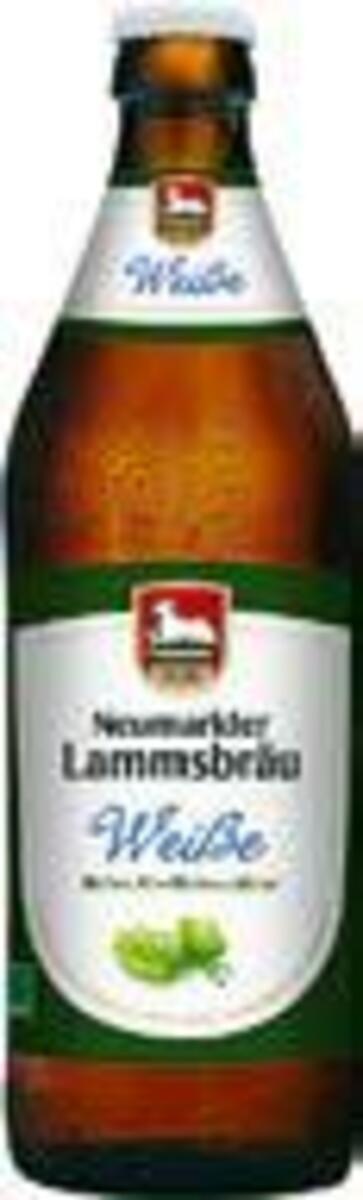 Bild 2 von Bioland Neumarkter Lammsbräu