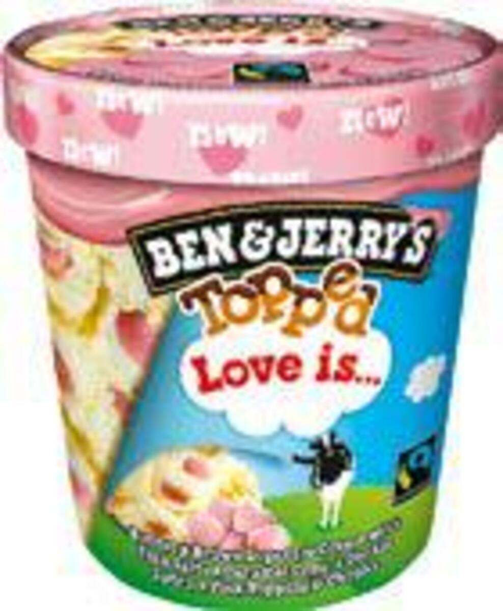 Bild 1 von Ben & Jerry's Eiscreme