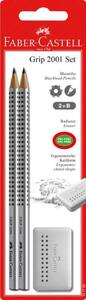 FABER-CASTELL Bleistift-Set Grip 2001