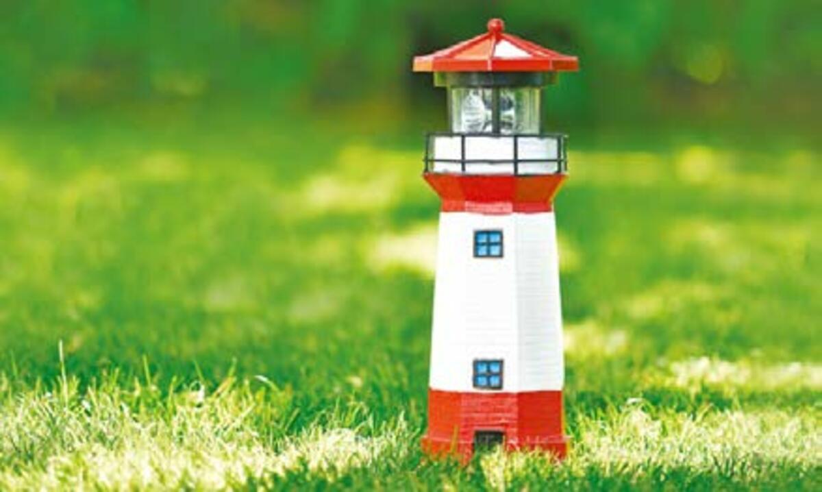 Bild 1 von EASYmaxx Leuchtturm oder Windmühle