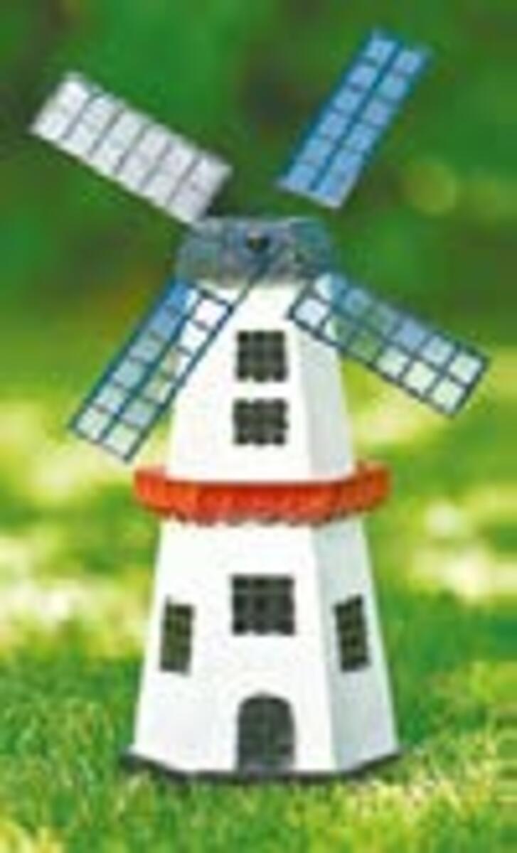 Bild 3 von EASYmaxx Leuchtturm oder Windmühle