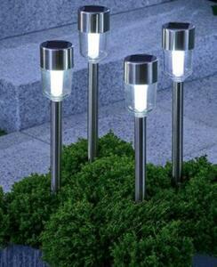 LED-Solar-Leuchten Set
