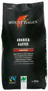 demeter oder Naturland Mount Hagen Bio-Kaffee