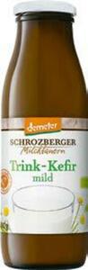 demeter Schrozberger Milchbauern Bio-Trink-Kefir
