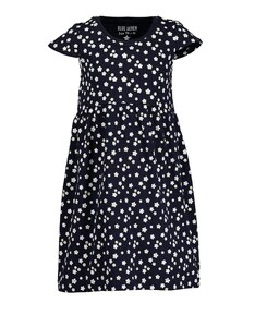 BLUE SEVEN - Mini Girls Kleid 1/2 Arm
