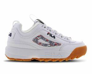 Fila Disruptor II Haze Branding Gum - Grundschule Schuhe