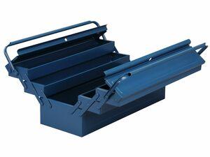 Allit Werkzeugkasten Stahlblech McPlus Metall 5/57
