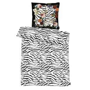Apelt Bettwäsche   Zebra 135 x 200 cm