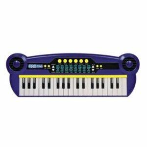 37 Tasten-Keyboard für Kinder,blau