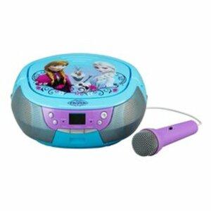 Disney Die Eiskönigin - CD-Player mit Mikrofon