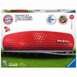 Ravensburger - 3D Puzzle: Allianz-Arena