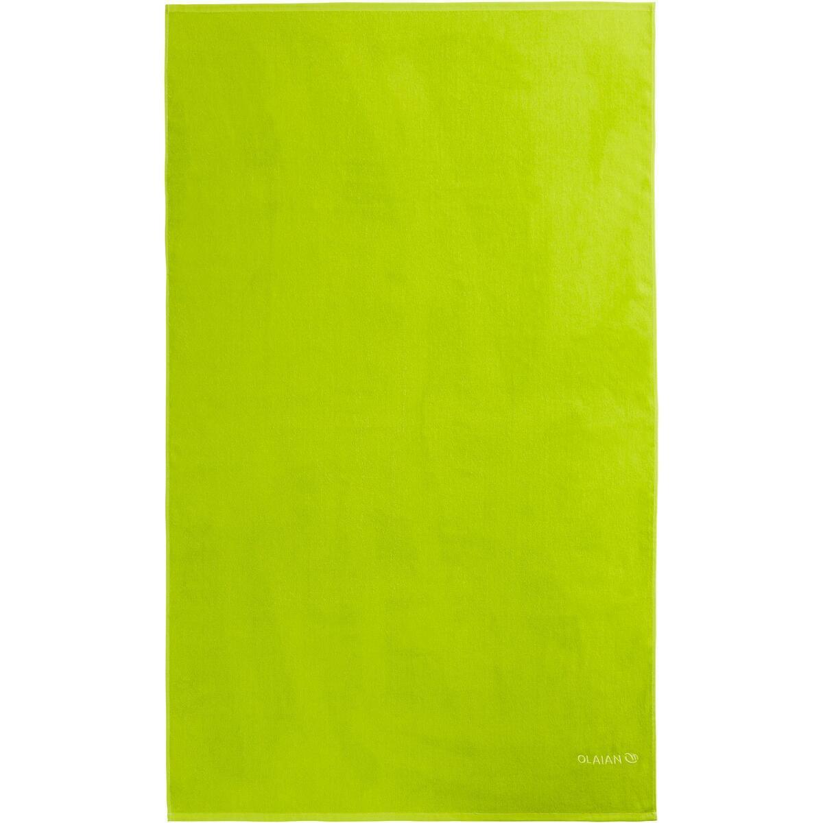 Bild 1 von Strandhandtuch Basic L 145 נ85 cm grün