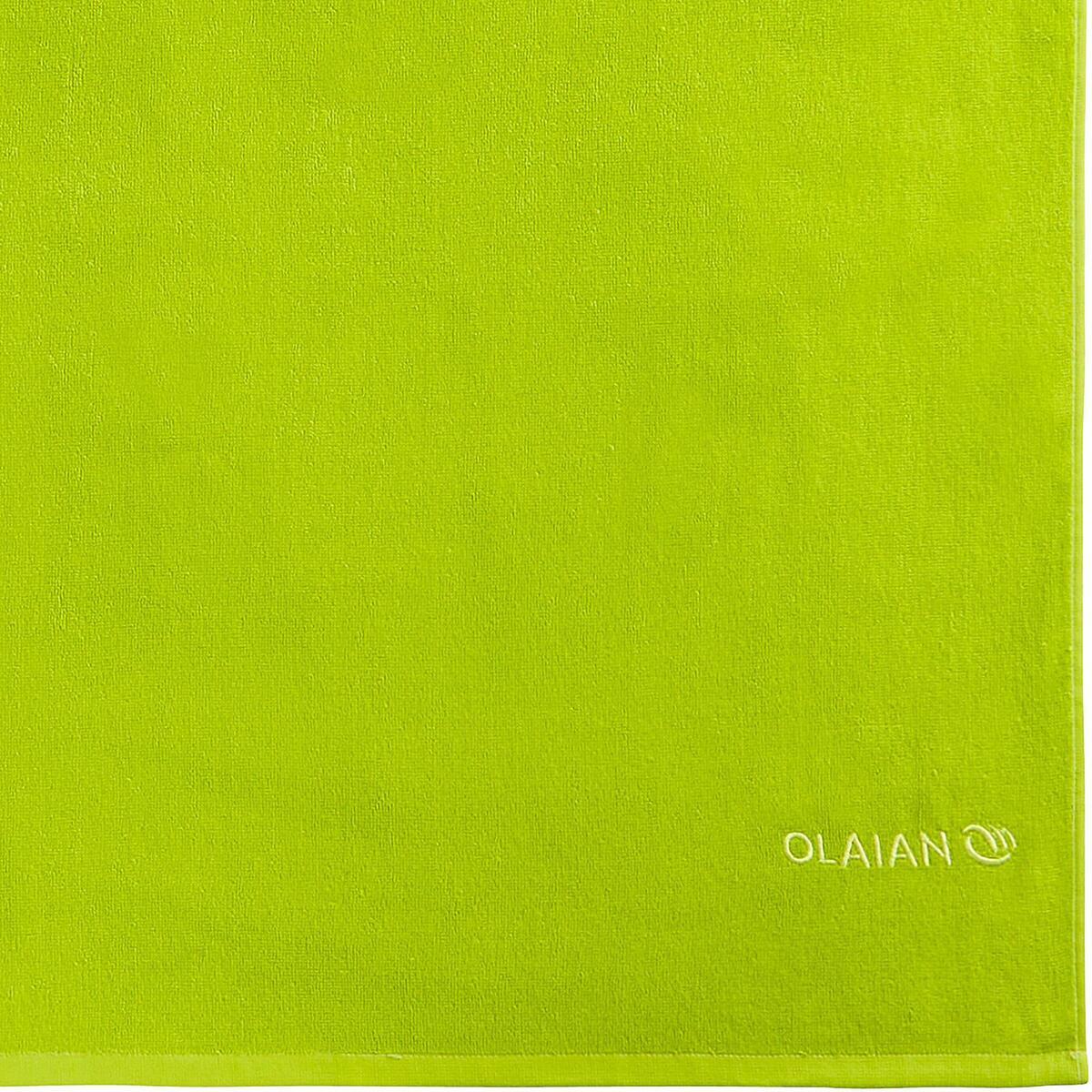 Bild 4 von Strandhandtuch Basic L 145 נ85 cm grün