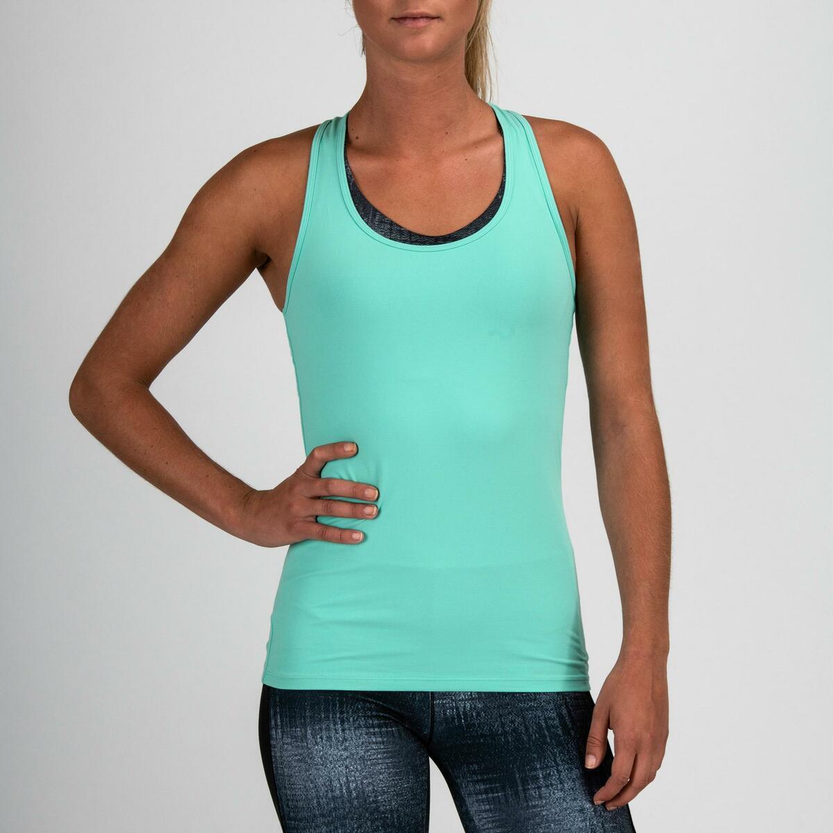 Bild 1 von My Top 100 Fitness Cardio Damen türkis