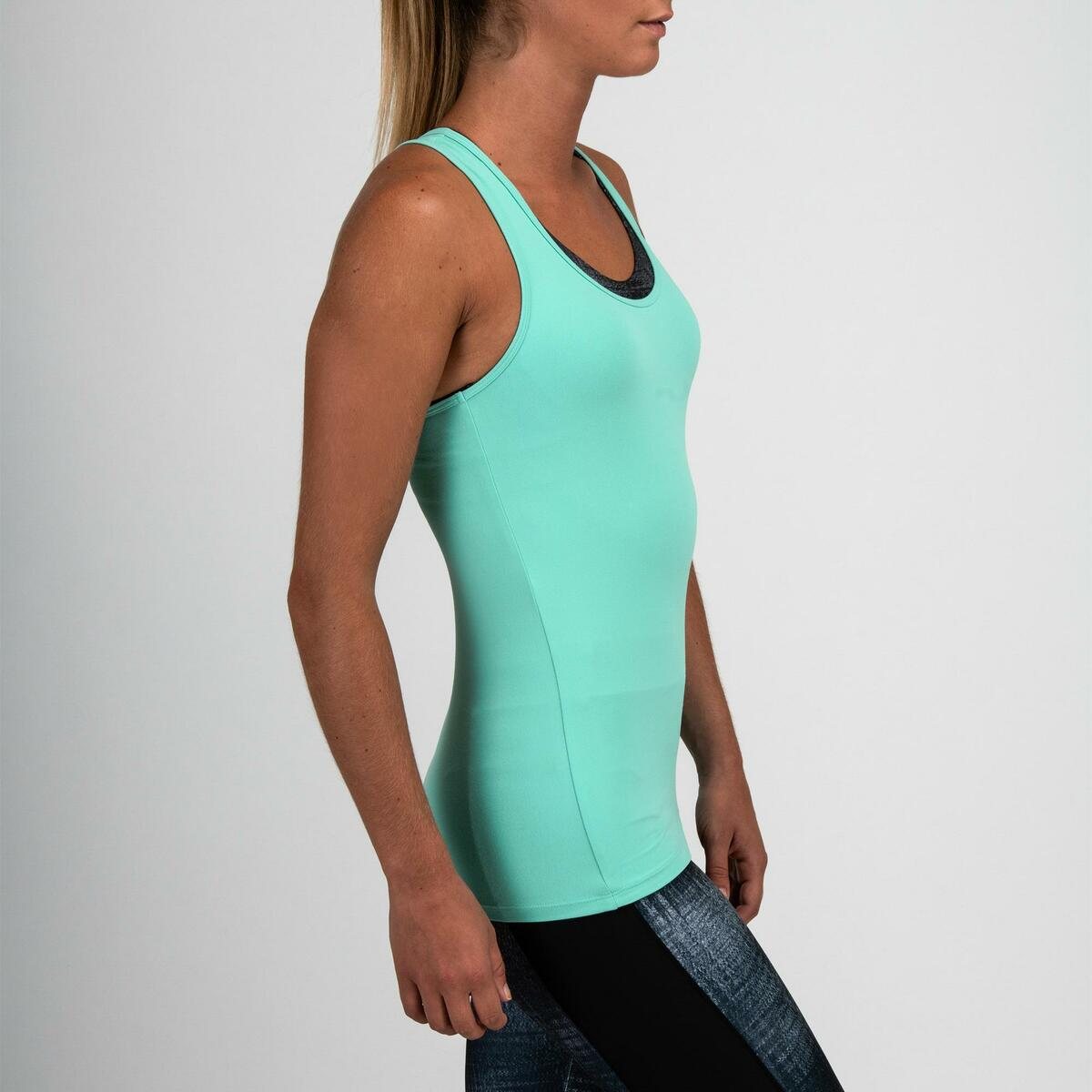 Bild 2 von My Top 100 Fitness Cardio Damen türkis