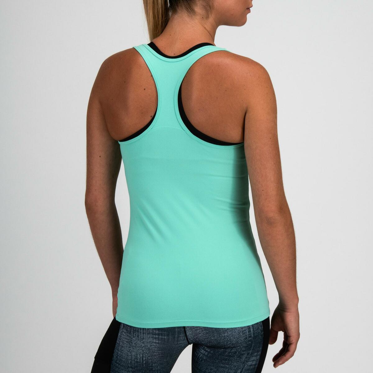 Bild 3 von My Top 100 Fitness Cardio Damen türkis
