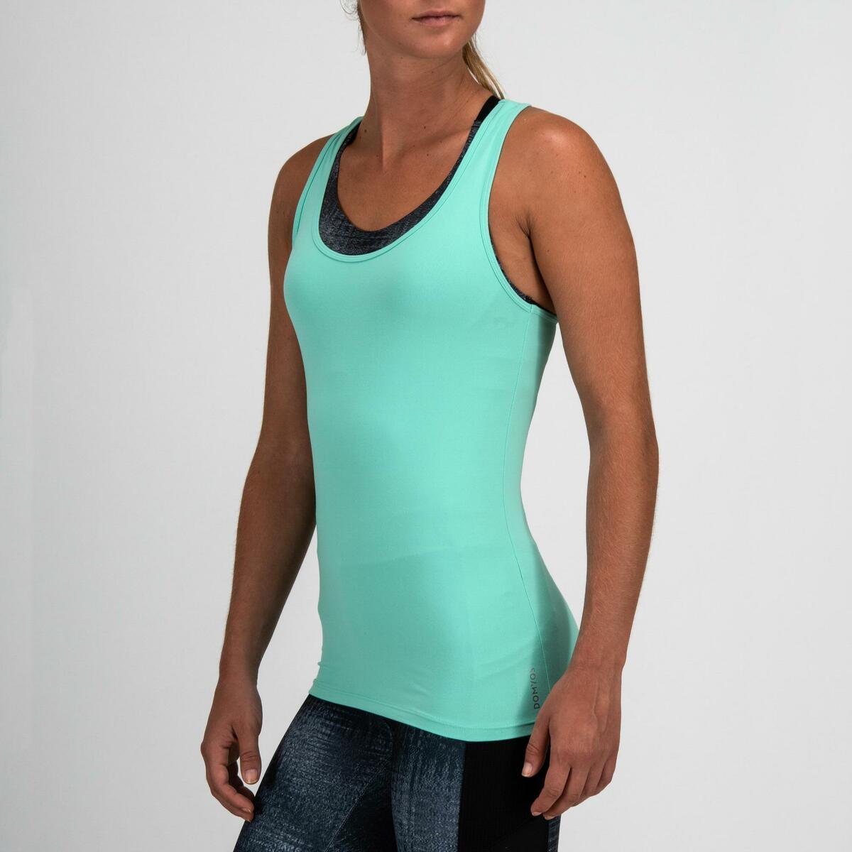 Bild 4 von My Top 100 Fitness Cardio Damen türkis