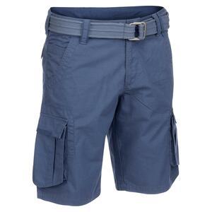 Shorts Travel 100 Herren blau