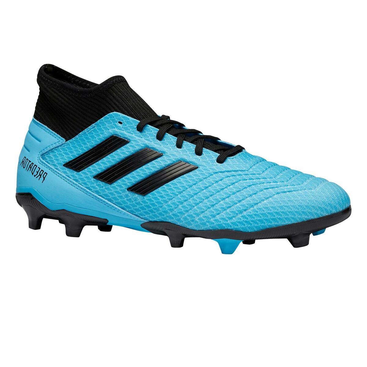 Bild 1 von Fussballschuhe Nocken Predator 19.3 FG Erwachsene blau