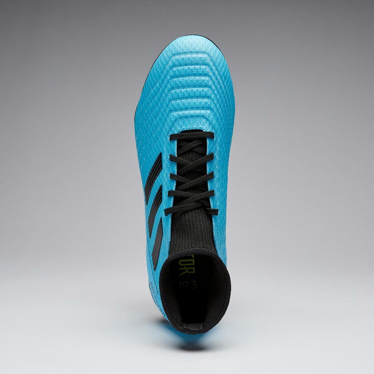 Bild 2 von Fussballschuhe Nocken Predator 19.3 FG Erwachsene blau