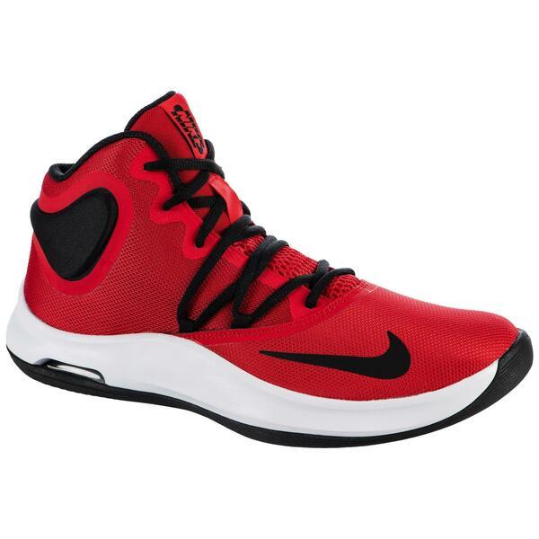 Basketballschuhe Air Versitile 4 Erwachsene rot