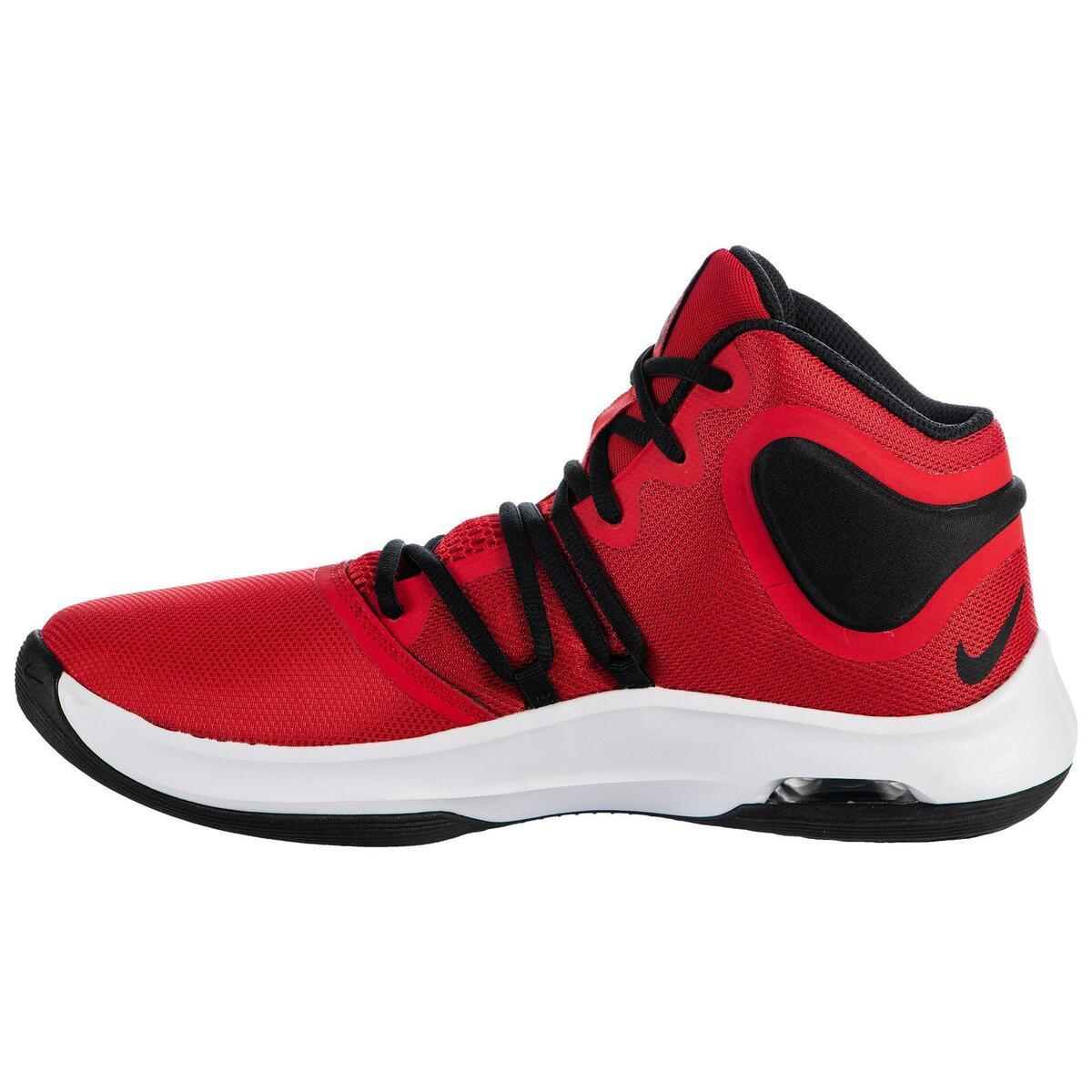 Bild 2 von Basketballschuhe Air Versitile 4 Erwachsene rot