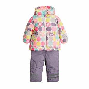 Baby Schneeanzug 2-teilig für Mädchen