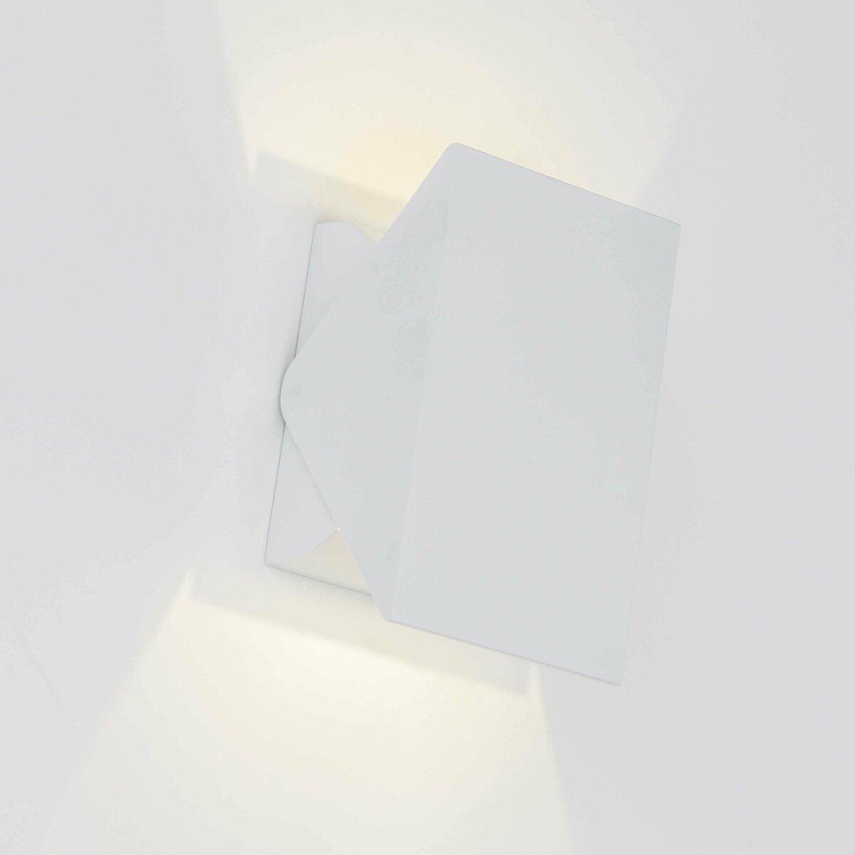 Bild 2 von AEG LED-Außenwandleuchte   QUILLAN